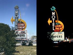 Toon Michiels - Lone Palm Motel