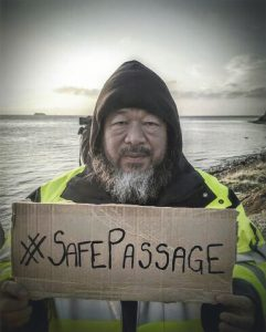 Ai Weiwei safepassage recensie