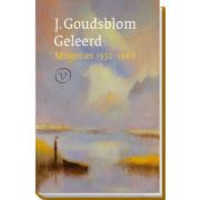 J. Goudsblom - Geleerd - coverafbeelding