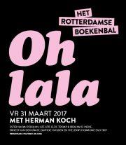 Boekenball Rotterdam 2017