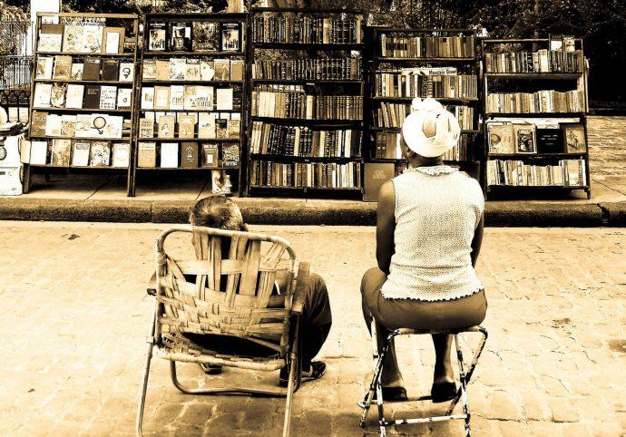 Mounir Samuel | Over literatuur en de vijf boeken die je deze ...