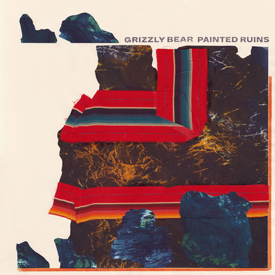 Grizzly Bear-Painted Ruins