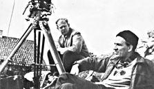 Ingmar Bergman en Sven Nykvist