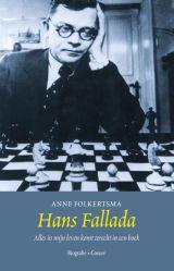 coverafbeelding boek 'Hans Fallada. Alles in mijn leven komt terecht in een boek'