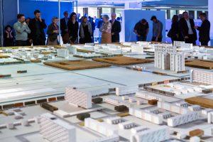 De nieuwe stad - @Museum Rotterdam