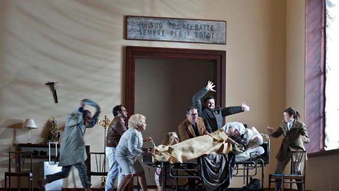 Zemlinsky en Puccini bij De Nationale Opera