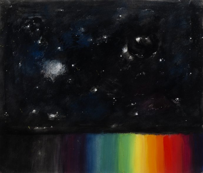 Eugène Brands Light in the eternal darkness; a mysterie. 1981