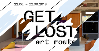 get lost - art route