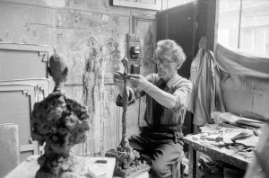 Alberto Giacometti, © 2018 Stiftung Ernst Scheidegger-Archiv, Zurich c/o Pictoright Amsterdam