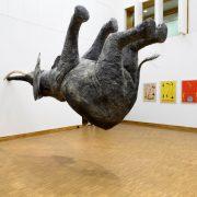 Zaaloverzicht A Balancing Act. Foto: Mike Bink