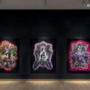 Raquel van Haver zaalopname Spirits of the Soil 2018 Stedelijk Museum Amsterdam