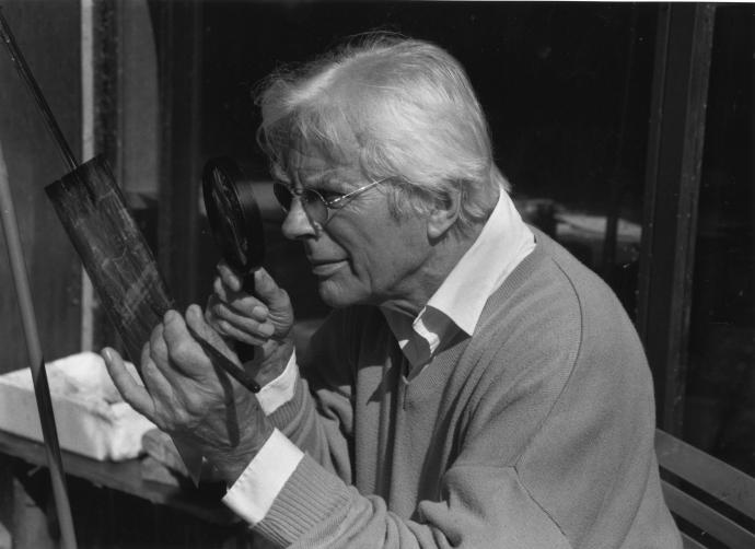 Ingrid Bakker Herman Gordijn 2009.