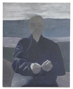 Luc Tuymans Hands 1975 privécollectie Foto Studio Luc Tuymans