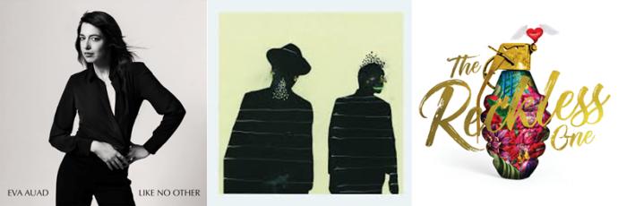 Albumhoezen pop/rock